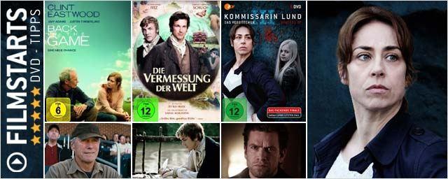 Die FILMSTARTS-DVD-Tipps (24. bis 30. März 2013)