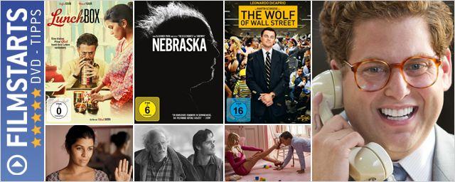 Die FILMSTARTS-DVD-Tipps (25. bis 31. Mai 2014)