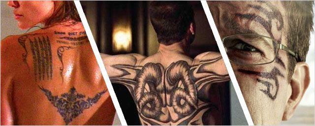 FILMSTARTS-QUIZ: Wem gehören diese Film-Tattoos?