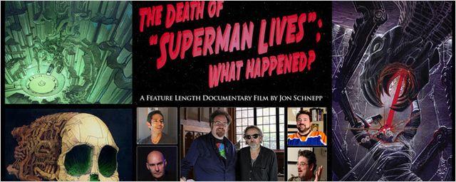 """""""The Death of 'Superman Lives'"""": Neuer Trailer zur Doku über Tim Burtons gescheiterten Superman-Film mit Nicolas Cage"""