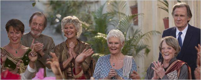 """""""Best Exotic Marigold Hotel 2"""": Richard Gere trifft im deutschen Trailer auf Bill Nighy, Judi Dench und Co."""