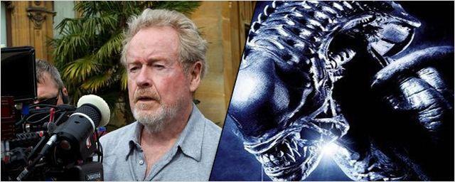 """Laut Ridley Scott gibt es keine Xenomorphen in """"Prometheus 2"""" + Update zu """"Blade Runner 2"""""""