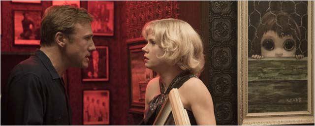 """""""Big Eyes"""": Erstes Poster zum Biopic mit Amy Adams und Walter Keane Christoph Waltz"""