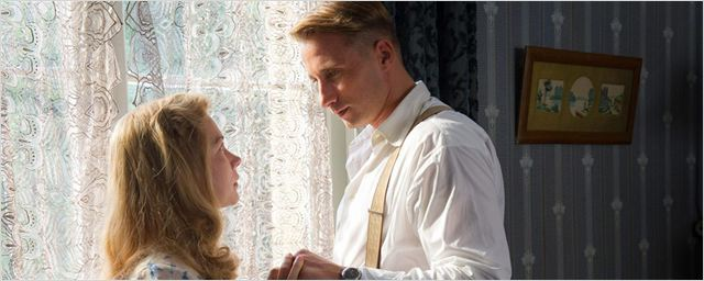 """Michelle Williams führt eine verbotene Liebesbeziehung zu einem Wehrmachtssoldaten im ersten Trailer zu """"Suite Française"""""""