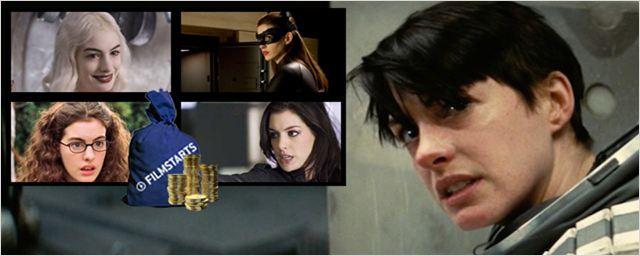 Die 10 erfolgreichsten Filme mit Anne Hathaway