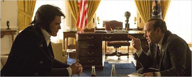 """""""Elvis & Nixon"""": Kevin Spacey und Michael Shannon auf erstem Szenenbild zum Historiendrama"""