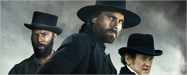 "Exklusiv: Deutscher Trailer zum DVD-Start der vierten Staffel der knallharten Western-Serie ""Hell On Wheels"""