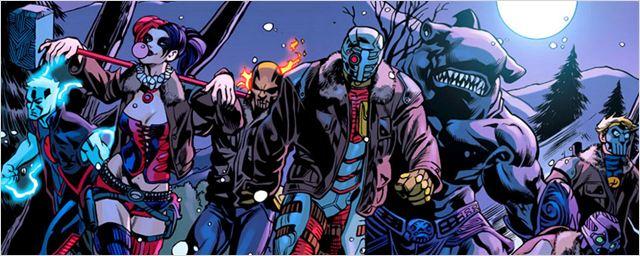 """Will Smith, Margot Robbie, aber nicht Jared Leto: David Ayer twittert Cast-Bild des """"Suicide Squad"""""""