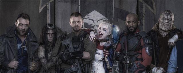 """Neue """"Suicide Squad""""-Bilder zeigen Tattoo-Fertigkeiten von Margot Robbie und Will Smith"""