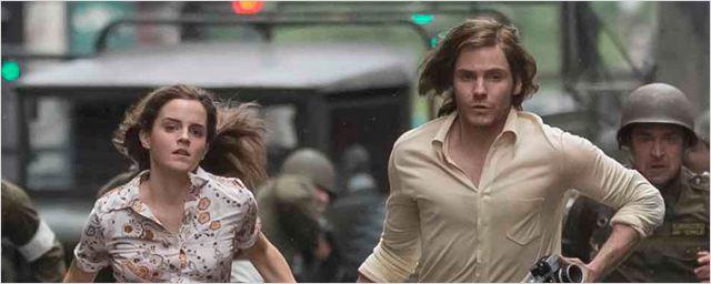 """""""Colonia Dignidad - Es gibt kein zurück"""": Deutscher Trailer zum Sekten-Drama mit Emma Watson und Daniel Brühl"""