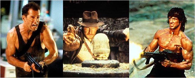Einmal Indiana Jones, immer Indiana Jones: 25 Stars, die mit ihren Filmreihen verheiratet sind