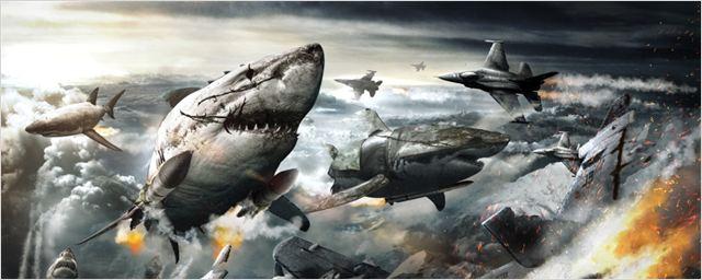 """Sky Sharks"": Zwei Horror-Ikonen im schrägen Nazi-Horror-Trashfilm"