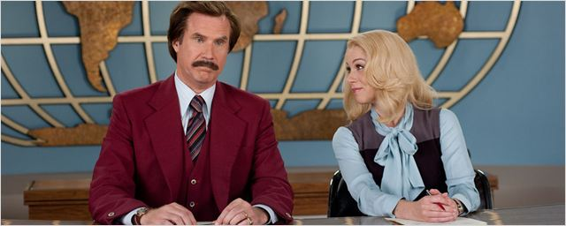 "Will Ferrell verzweifelt am Internet: So würde ""Anchorman 3"" aussehen"