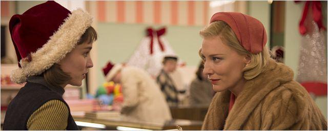 """Oscars 2016: New Yorker Filmkritiker zeichnen """"Carol"""" und Kristen Stewart aus"""