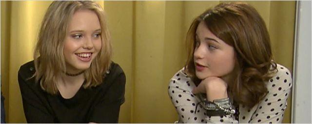"""Das FILMSTARTS-Interview zu """"Bibi & Tina 3 - Mädchen gegen Jungs"""": Lina Larissa Strahl und Lisa Marie Koroll über das Berühmtsein"""