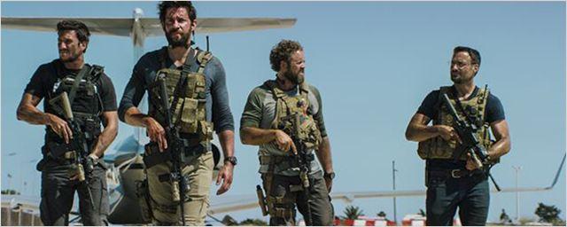 """Michael Bays """"bester Action-Film seit 'The Rock'"""": Die ersten Stimmen zu """"13 Hours: The Secret Soldiers Of Benghazi"""""""