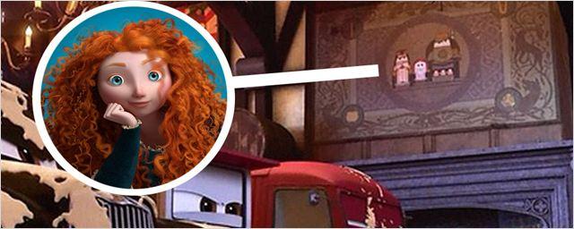 Merida als Auto? Sully aus Holz? Die witzigsten Pixar Easter Eggs in unserem FILMSTARTS Trivia-Video