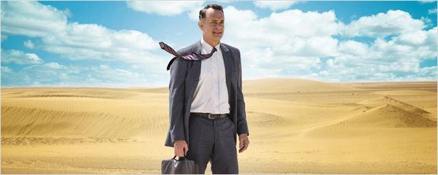 """Tom Hanks im neuen Trailer zu Tom Tykwers Dave-Eggers-Adaption """"Ein Hologramm für den König"""""""