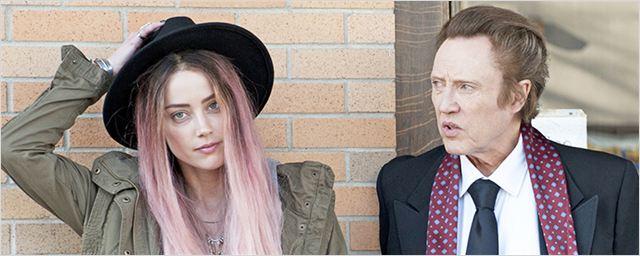 """""""One More Time"""": Erster Trailer zur Musikdramödie mit Christopher Walken und Amber Heard"""
