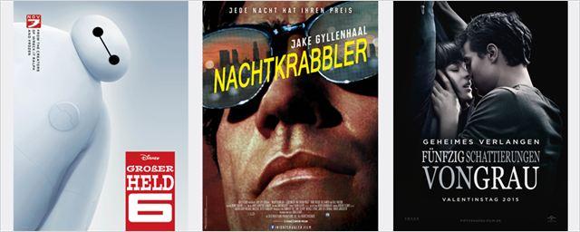 """60 Filmplakate mit eingedeutschten Titeln: FILMSTARTS ist """"Lost In Translation"""""""