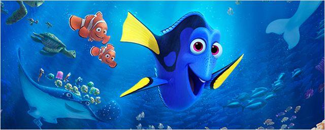 """""""Findet Dorie"""": F(r)ische und altbekannte Figuren auf vielen neuen Bildern zu """"Findet Nemo 2"""""""
