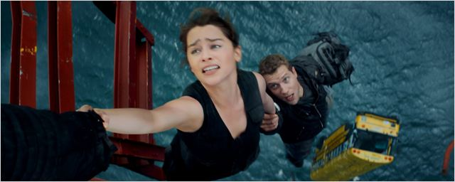 """Aus und vorbei: Emilia Clarke macht keine weiteren """"Terminator""""-Filme"""