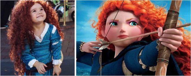 Perfekt kostümiert und supersüß: Kinder verkleidet als Disney-Figuren