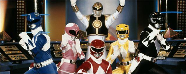 """""""Power Rangers""""-Kinofilm: Seht das erste offizielle Bild der Helden in ihren Anzügen"""