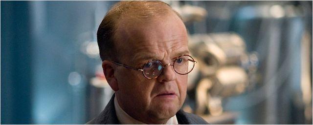 """""""Sherlock"""": """"Captain America""""-Bösewicht Toby Jones wird Benedict Cumberbatchs Gegenspieler in Staffel 4"""