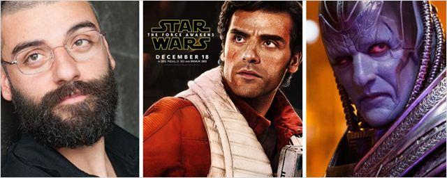 """Vom """"Star Wars""""-Helden bis zum """"X-Men""""-Schurken: So wandlungsfähig ist Oscar Isaac!"""