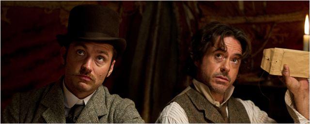 """""""Sherlock Holmes 3"""": Produzent Joel Silver stellt Drehbeginn für Herbst und weitere Fortsetzungen in Aussicht"""