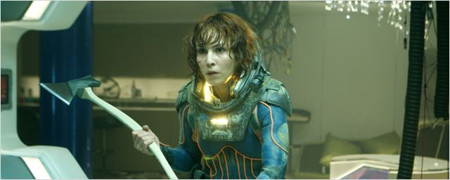"""Prometheus""-Star Noomi Rapace nun doch in Ridley Scotts Sequel ""Alien: Covenant"" dabei"
