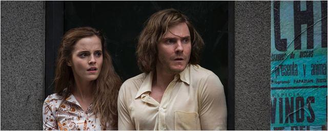 """Nur 47 Pfund Einnahmen: """"Colonia Dignidad"""" mit Emma Watson und Daniel Brühl wird zum Mega-Flop in Großbritannien"""