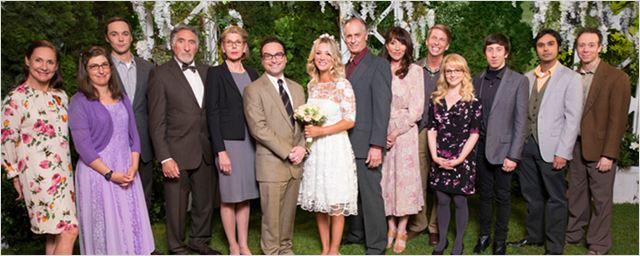 """Eine Hochzeit und Pennys Familie: Viele neue Bilder zum Auftakt der 10. Staffel von """"The Big Bang Theory"""""""