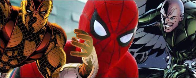 """Trifft Spider-Man auf Birdman? - Das sind die Schurken in """"Spider-Man: Homecoming"""""""