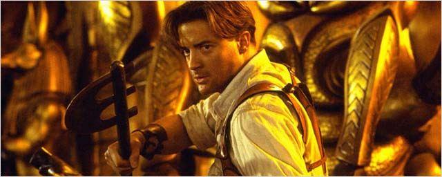 """Was macht eigentlich… """"Die Mumie""""-Star Brendan Fraser?"""