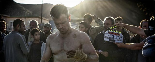 """Produzent Frank Marshall hofft auf weiteren """"Jason Bourne""""-Film mit Matt Damon"""
