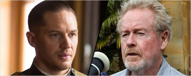"""Bieterwettstreit um """"War Party"""": Tom Hardy und Ridley Scott machen gemeinsame Sache beim Action-Abenteuer"""