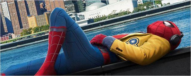 """Spider-Man grüßt die FILMSTARTS-Fans: Neuer deutscher Trailer zu """"Spider-Man: Homecoming"""" mit Tom Holland"""