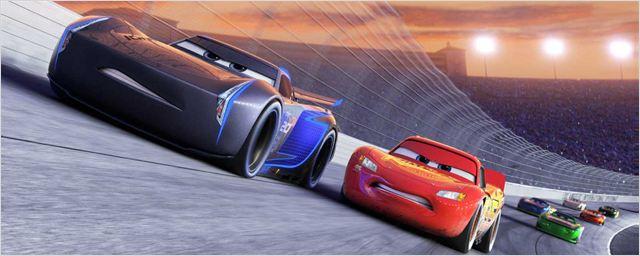 """Neuer, langer Trailer zu Pixars """"Cars 3: Evolution"""""""