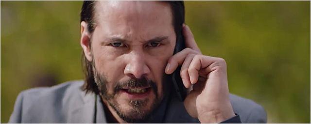 """""""Constantine""""-Reunion: Im neuen Trailer zu """"Swedish Dicks"""" gibt Keanu Reeves Peter Stormare Lebenstipps"""