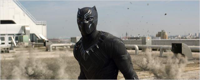 """""""Black Panther"""": Der erste Trailer zum Marvel-Abenteuer mit dem afrikanischen Helden"""