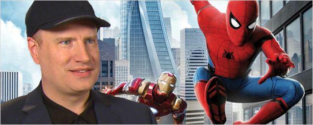 """""""Spider-Man: Homecoming"""": Das FILMSTARTS-Interview mit Marvel-Mastermind Kevin Feige und Regisseur Jon Watts"""