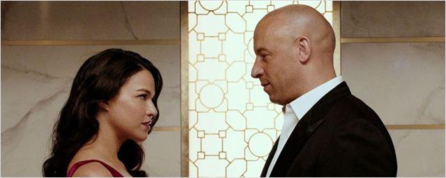 """An der Seite von Vin Diesel: Michelle Rodriguez rudert nach ihrer """"Fast & Furious""""-Ausstiegsdrohung zurück"""