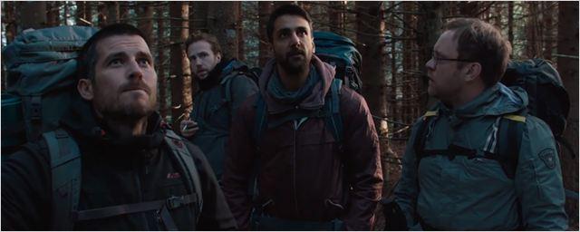 """Blair Witch Project"" lässt grüßen: Im Trailer zu ""The Ritual"" lauert der Schrecken im Wald"