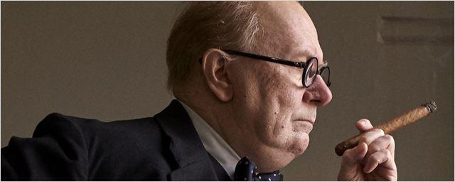 """Erster Trailer zu """"Churchill - Die dunkelste Stunde"""": Gary Oldman als politische Ikone im Biopic"""