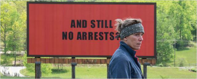 """Neuer Trailer zum 5-Sterne-Drama """"Three Billboards Outside Ebbing, Missouri"""""""
