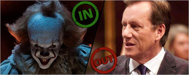 """Die INs & OUTs der Woche mit einer amüsanten Version des Horror-Clowns aus Stephen Kings """"Es"""""""