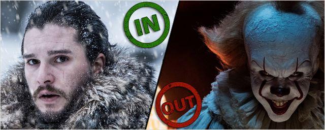 """Die INs & OUTs der Woche mit der """"Game Of Thrones""""-Konzertreihe und einer Beschwerde zu Stephen Kings """"Es"""""""