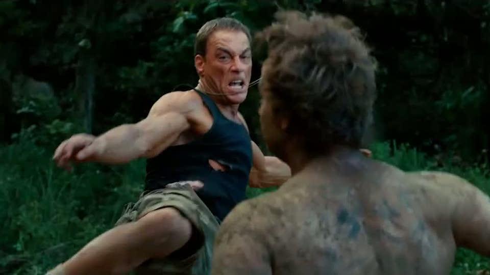 Dschungelcamp Van Damme